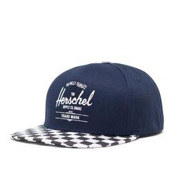 Herschel Youth Whaler Cap Checkerboard