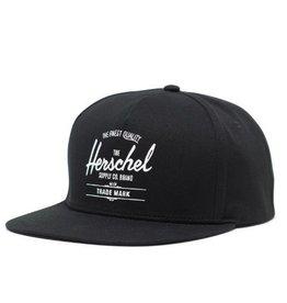 Herschel Youth Whaler Cap Black