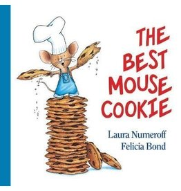Harper Collins The Best Mouse Cookie Padded Board Book