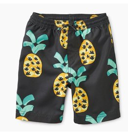 Tea Collection Pineapple Party Baby Swim Trunks
