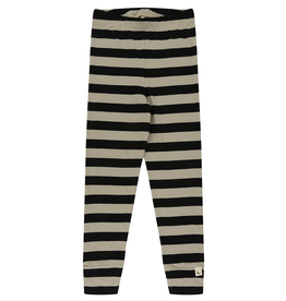 Wide Stripe Leggings
