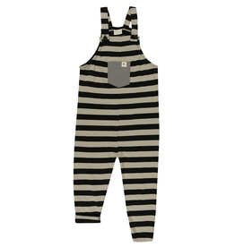 Wide Stripe Dungaree