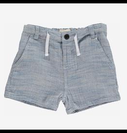 Woven Pocket Shorts