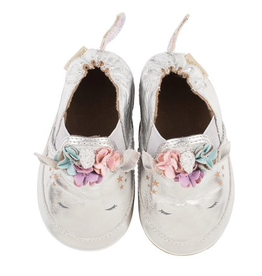 Robeez Shoes Uma Unicorn Baby Shoes