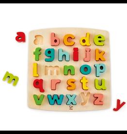 Hape Toys Chunky Alphabet Puzzle