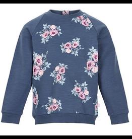 Minymo Toddler Floral Sweatshirt