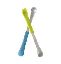 Boon Swap Spoon 2 pack - Green/Blue