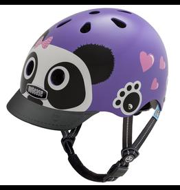 Nutcase Nutcase G3 Little Nutty Helmet Purple Panda