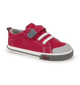 See Kai Run Stevie II Sneakers Red/Grey