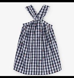 Hatley Cherries Baby Criss Cross Dress