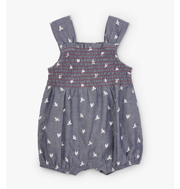 Hatley Soaring Sparrows Baby Bubble Romper