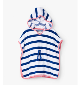 Hatley Nautical Stripes Terry Coverup