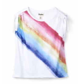 Hatley Rainbow Cinched T-Shirt