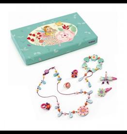 Djeco Jewelry Set / Flower Paradise