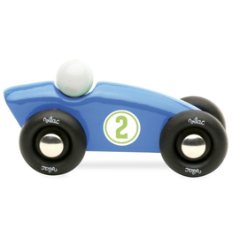 Vilac Competition Car Mini Blue