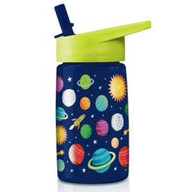 Crocodile Creek Tritan Water Bottle - Solar System