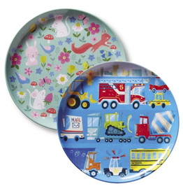 Crocodile Creek Melamine Plate