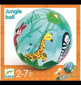 Djeco Fabric Ball - Jungle Ball