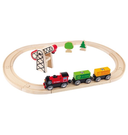 Hape Toys Battery Powered Engine Set