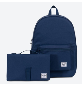 Herschel Settlement Sprout Diaper Bag Navy