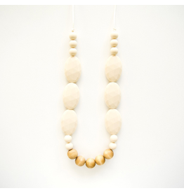 Loulou Lollipop Petunia Silicone Teething Necklace