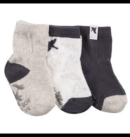 Robeez Shoes Sock 3pk - Little Birdie