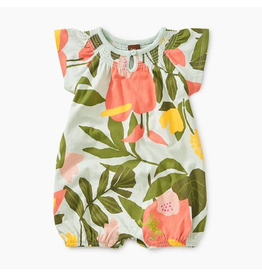 Tea Collection Tropical Smocked Romper