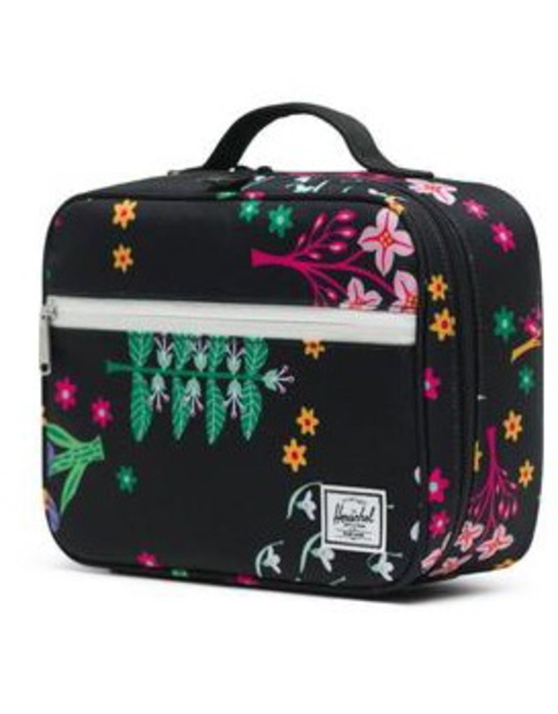 Herschel Pop Quiz Lunch Floral