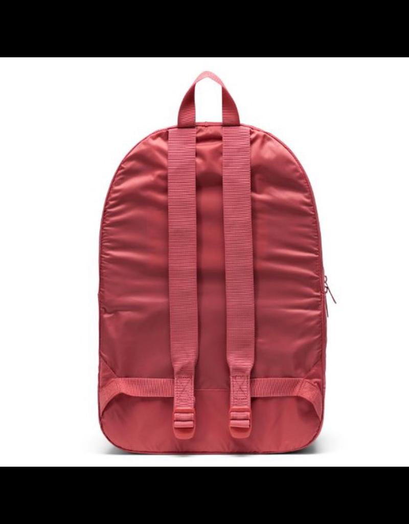 Herschel Packable Daypack - Mineral Red