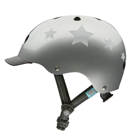 Nutcase Nutcase G3 Little Nutty Helmet Silver Fly