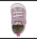 See Kai Run Stevie II First Walkers Pink Glitter