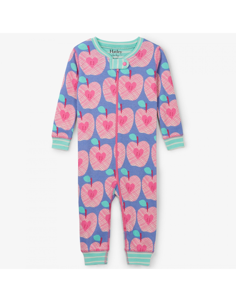 Hatley Apple Orchard Organic Coverall