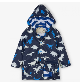 Hatley Dino Herd Colour Changing Raincoat