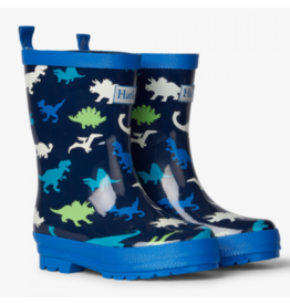 Hatley Dino Herd Rain Boots