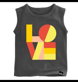 Whistle & Flute Modern Love Sleeveless T-Shirt