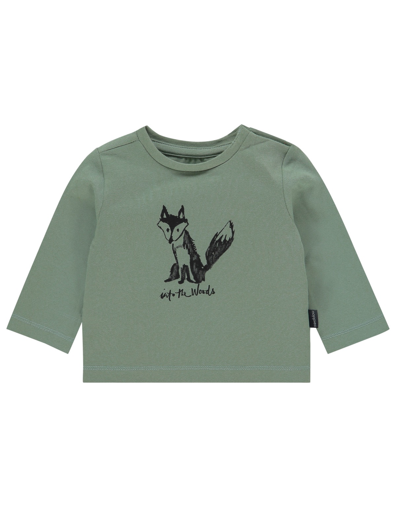 Noppies Altus LS Tee 6-9m