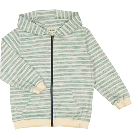 Toddler Striped Hoodie