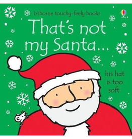 Usborne That's Not My Santa