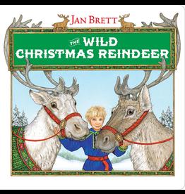 Random House The Wild Christmas Reindeer Board Book