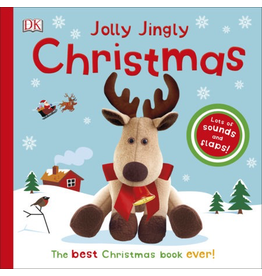 Random House Jolly Jingly Christmas Board Book