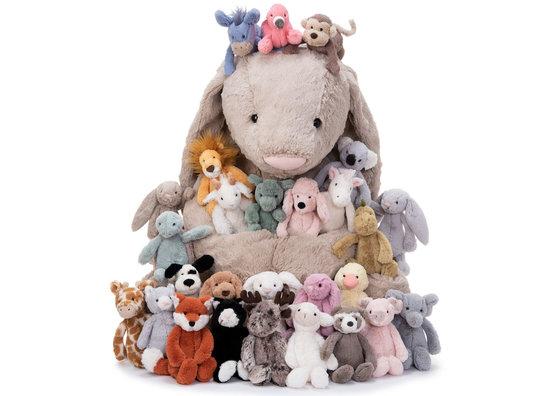 dolls + stuffies