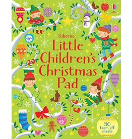Usborne Little Children's Christmas Activity Pad