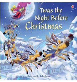 Usborne Twas the Night Before Christmas