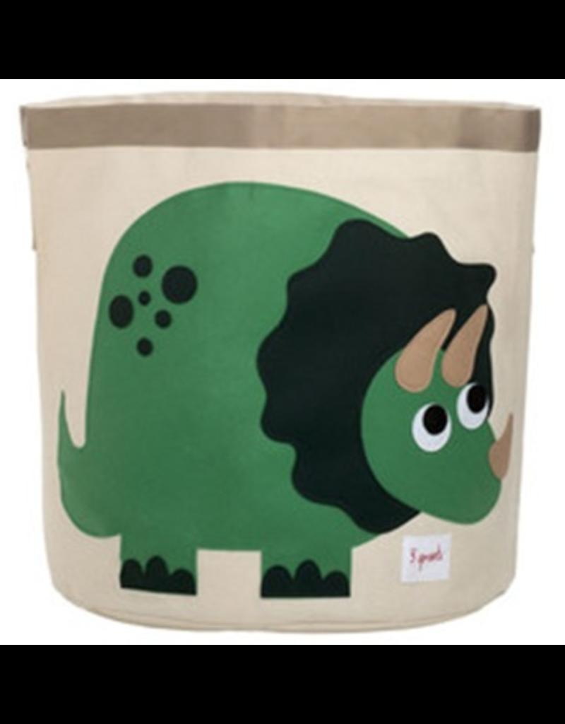 3 Sprouts Storage Bin Dino