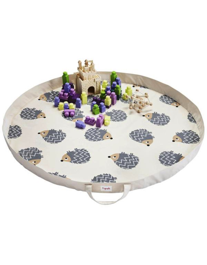 3 Sprouts Play Mat Hedgehog