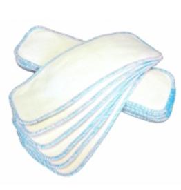 AMP Diapers AMP Diapers 2 Layer Bamboo Booster