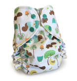 AMP Diapers Amp OS Pocket Diaper Print