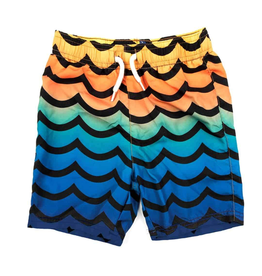 Appaman Wavy Morning Board Shorts