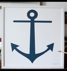 Banquet Anchor Print