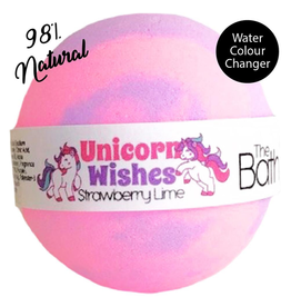 Unicorn Wishes Natural Bath Bomb